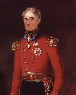Sir Peregrine Maitland, Governor at the Cape, by William Salter