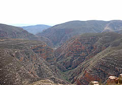 The rugged Swartberg Mountains [vdb]