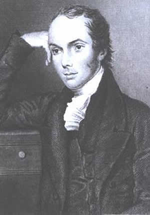 Thomas Pringle, writer, poet and abolitionist